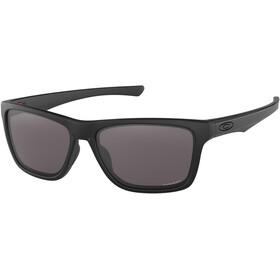 Oakley Holston Gafas de sol, matte black/prizm grey